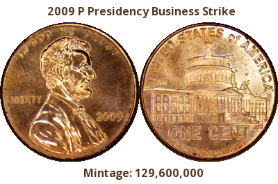 Pat's Lincoln Cent Collection